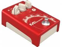 TC Helicon Mic Mechanic 2  O Mechanic Mic, é um poderoso pedal de efeitos vocais, com a capacidade de moldar completamente seus vocais.
