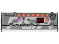 Pré-amplificador de guitarra programável Tech 21  PSA 2.0 SansAmp