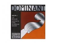 Thomastik  Corda para Violino  Lá 131 Dominant  Corda para Violino Thomastik Lá 131 Dominant    -131 Lá 1 II  -Núcleo sintético  -Enrolamento de alumínio