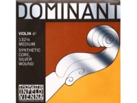 Corda para violino  Thomastik Dominant Violin Ré String 1/4
