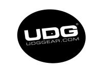 UDG Slipmat Set Black / White   UDG Slipmat Set Black / White  Par de feltros para gira-discos   Diâmetro: 30.5 cm    Peso: 0,1 Kg    Material: Feltro