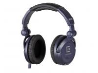 Ultrasone PRO 550   Ultrasone PRO 550  modelo circumaural fechado  desdobráveis  2 tipos de cabos (direito e tipo telefónico)  jack 6,3 mm banhado a ouro  adaptador de 6,3 mm para 3,5 mm  Frequência de resposta: 10 Hz – 22 kHz  Impedância: 64 ohm  Nível de pressão sonora: 102 dB  Altifalante de 50 mm em Mylar  Peso: 295 grs  inclui tecnologia de blindagem MU (Metal Shielding) de acordo com a norma ULE (Ultra Low Emission)  inclui caixa semi-rígida de transporte, manual e CD de demonstração