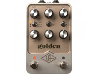 Universal Audio  PM-GOLD Golden Reverb Pedal