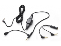 V-MODA C-BP-BLACK BoomPro Microphone Cable