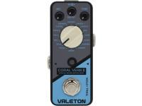 Pedal de Efeitos para Guitarra Elétrica Valeton Coral Verb II Reverb FX