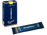 Palheta nº1.5 Vandoren  Classic Blue 1.5 Bb-Clarinet  Palheta para Clarinete Classic Blue 1.5 Bb-Clarinet  - Cada unidade