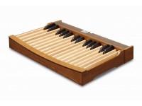 Pedaleira múltipla para teclado Viscount Pedaleira 30 Recta Côncava