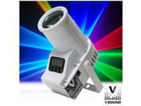 Projector LED PAR VSOUND VSLED12RGBW  Projector LED 12W RGBW ABS DMX VSOUND VSLED12RGBW