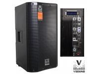 Colunas Amplificadas VSOUND VSSPRO12APUSB