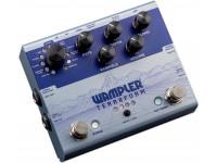 Pedal de efeitos para guitarra elétrica e baixo Wampler  Terraform Modulator