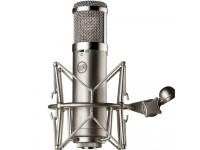 Microfone condensador cardióide de diafragma grande Warm Audio WA-47jr