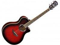 Guitarra Acústica eletrificada 4/4 Yamaha APX500III DSRTampo: SpruceFundo: Nato/OkumeIlharga: Nato/Okume