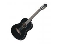 Yamaha C40 BL  Guitarra Clásica 4/4 Yamaha C40 Negro  Especificaciones:  Tapa de abeto  Lateral e inferior: meranti  Mástil: caoba  Escala / caballete: palo de rosa
