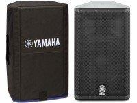 Colunas Amplificadas Yamaha DXR 12 COVER SET  Set Colunas Yamaha DXR-12 + Saco SC DXR12
