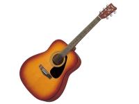 Yamaha F310 TBS   Yamaha F310 TBS  Qualidade tonal e preço acessível é a marca da nossa série F de violões. Instrumentos perfeitos para estudantes ou músicos experientes.       Corpo estilo Western tradicional  Tampo em abeto  Qualidade Yamaha por um preço acessível  Recrie o timbre natural e dinâmica por meio de um captador ART