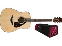 Yamaha FG800M Singer Songwriter Pack