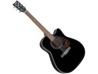 Yamaha FX370C BL  O FX370C apresenta um top de abeto, costas e laterais nato, um acabamento de poliuretano ultrafino e hardware de alta especificação para garantir que a aparência, o som e a jogabilidade desta guitarra estejam no topo de seu jogo.
