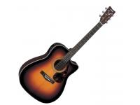Yamaha FX370C TBS  El FX370C presenta una tapa, parte posterior y laterales de abeto natural, un acabado de poliuretano ultrafino y hardware de alta especificación para garantizar que la apariencia, el sonido y la capacidad de interpretación de esta guitarra estén en la cima de su juego.