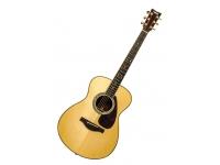 Yamaha LS16 ARE  Guitarra electroacustica Yamaha LS16 ARE    Laterais e fundo em Rosewood maciço (LS16) ou Mogno maciço (LS16M);  Braço de 5 peças de Mogno e Rosewood;  Escala e Ponte em Ébano;  Tampo maciço em Abeto Engelmann com tratamento A.R.E. (Acoustic Resonance Enhancement);  Novo captador passivo Zero Impact;  Estojo semi-rígido Deluxe incluído;  Novo sistema optimizado de travessas internas;  Novo perfil do braço mais fino;  Novo Pick-guard tipo Tortoise;  Corpo LS: este modelo tem um corpo pequeno, proporcionando um excelente equilíbrio tonal,  Oferece um grande e confiante som;