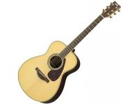Yamaha LS6 ARE  Guitarra electroacustica Yamaha LS6 ARE    Laterais e fundo em Rosewood (LS6) ou Mogno (LS6M);  Braço de 5 peças de Mogno e Rosewood;  Escala e Ponte em Rosewood;  Tampo maciço em Abeto Engelmann com tratamento A.R.E. (Acoustic Resonance Enhancement);  Novo captador passivo Zero Impact;  Estojo semi-rígido Deluxe incluído;  Novo sistema optimizado de travessas internas;  Novo perfil do braço mais fino;  Novo Pick-guard tipo Tortoise;  Corpo LS: este modelo tem um corpo pequeno, proporcionando um excelente equilíbrio tonal,  Oferece um grande e confiante som;