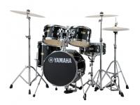 Yamaha Manu Katché Signature Junior Kit Raven Black com Hardware
