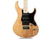 "Yamaha Pacifica 112 VMX YNS   Guitarra Eléctrica Yamaha Pacifica 112 VMX YNS  Corpo: Alder  Braço: Maple  Escala: Maple 25.5"" (647.7mm); Raio: 13 3/4"" (350mm)  Neckjoint: Bolt-On  Inlays: Black dots  Cutaway: 20  Ferragens: Ponte: Vintage Tremolo com Block Saddle; Carrilhoes: Die-Cast; Hardware Cromado  Trastos: 22  Electrónica: Passiva  Pickups: Ponte: Humbucker Alnico V; Meio: Single-Coil Alnico V; Braço: Single-Coil Alnico V  Cor: Yellow Natural Satin."