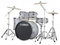 Conjunto de Bateria Yamaha  Rydeen Standard Silver Glitter 22