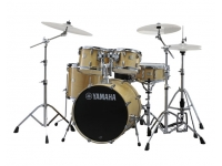 Yamaha Stage Custom Birch SBP2F5 Natural Wood com Hardware sem Pratos 