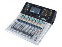 Mesas de mistura digitais Yamaha TF-1  A Mesa de Mistura Yamaha TF-1, leva o reforço sonoro a um novo nível de detalhe com TouchFlow Operation™, pré-amplificadores D-PRE™ reconfiguráveis, processamento sofisticado e muito mais.