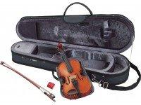Violino 3/4 Yamaha V5 SA 3/4  Ideal para jóvenes violinistas.  Violín 3/4  Madera natural  Con estuche y lazo