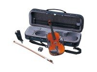 Violino 3/4 Yamaha V7 SG34 3/4   Violino 3/4  emMadeira Natural  Com Estojo e Arco