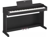 Yamaha YDP-143B Preto  Yamaha YDP-143B - Um grande instrumento tanto para o iniciante como para o pianista em formação.   Teclado de acção de martelo graduado Standard (GHS) com teclas em acabamento mate preto  10 sons  Polifonia a 192 notas (máximo)