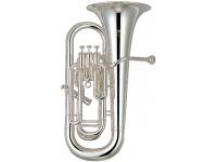 Yamaha YEP-621 S Euphonium  O YEP-621 dispõe de um tom caloroso, potente e é simples de tocar com uma precisa entonação. Caracterizado pelo seu som sólido e enfocado, o YEP-621 é um instrumento versátil, perfeito para execuções em conjunto ou solos.