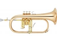 Yamaha YFH-8315 G  O YFH-8315G foi desenvolvido em colaboração com músicos de um ateliê de Nova York e Los Angeles. O instrumento de nova geração usa um sino de duas peças, etc. para proporcionar um tom suave com presença marcante.
