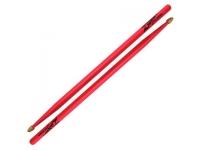 Zildjian Z5AACDGP 5A Neon Pink Drumsticks