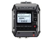 Zoom F1-SP  La grabadora de campo Zoom F1-SP con micrófono Shotgun combina una grabadora de audio F1 y de dos canales con una cápsula de micrófono Shotgun direccional SGH-6 para proporcionar a los creadores de video de carreras y una pistola una solución flexible para capturar audio de alta calidad para video Ligero y con un diseño de bajo perfil, se conecta a una cámara usando el soporte de choque SMF-1 incluido, que elimina los golpes no deseados causados por las vibraciones cuando se dispara en movimiento.