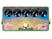 Pedal de Efeito Fuzz ZVEX Effects Fat Fuzz Factory Vexter
