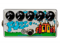 Pedal de Efeito Fuzz ZVEX Effects Fuzz Factory Vexter