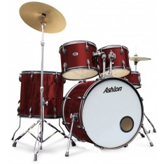 Bateria Acústica TDR322R Wine Red (WR)